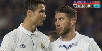 Cekcok Ronaldo dan Ramos, Benarkah Terkait Rumor Kedatangan Neymar ke Real Madrid?