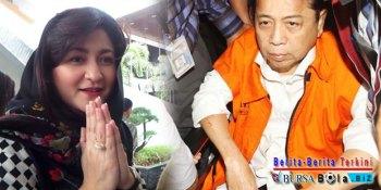 Setya Novanto Ditahan KPK, Istri Ikut Terseret Pemeriksaan Sebagai Saksi Atas Kasus e-KTP