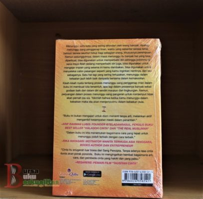 Sinopsis Buku AKU MENUNGGUMU KAU MENJEMPUTKU Karya @nikahbarokah