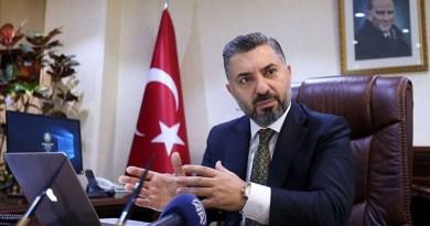 """""""RTÜK Başkanı Şahin, televizyon yöneticilerini tehdit etti"""" iddiası"""