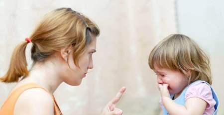 çocuğunuza zarar vermek istediğiniz zaman