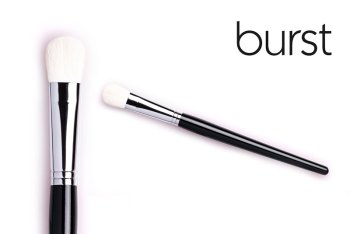Makeup Brushes South Africa, Johannesburg, Gauteng, Rounded Contouring Brush - White Special Goat online makeup brushes