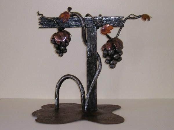 Metal Sculpture Burton Forge
