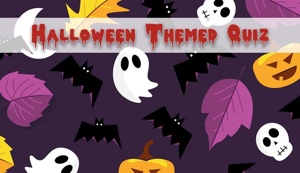 Halloween Themed Quiz