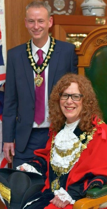 Mayoralty  Bury Council