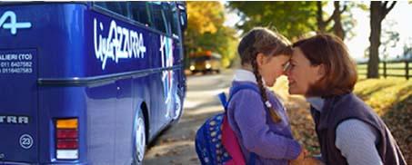 bus linea azzurra  BusOnlinenet