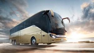 VIP utaztatás - buszbérlés