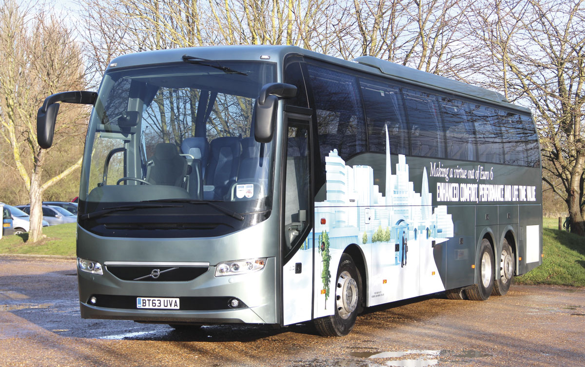 Volvo 9700 B11R Euro6  Making a virtue out of Euro6  Page 3 of 3  Bus  Coach Buyer