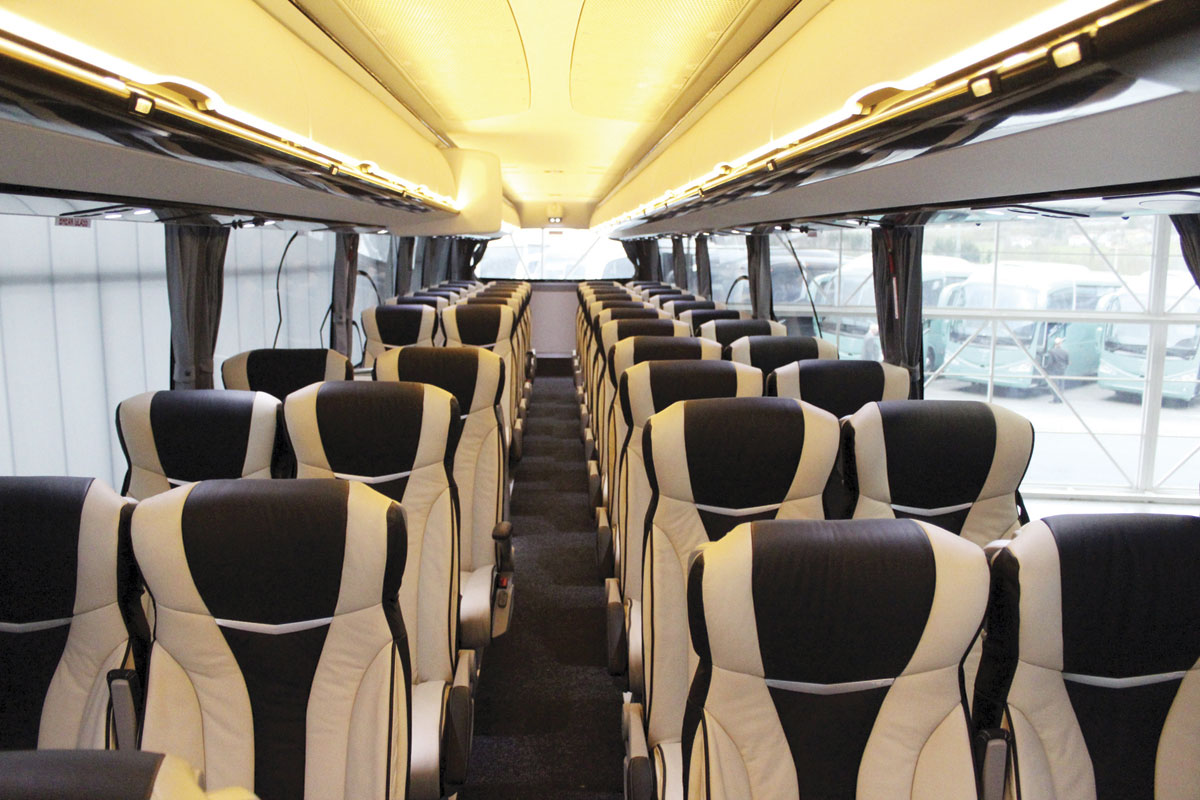 Irizar I8 Integral Aspirational Flagship Launched In