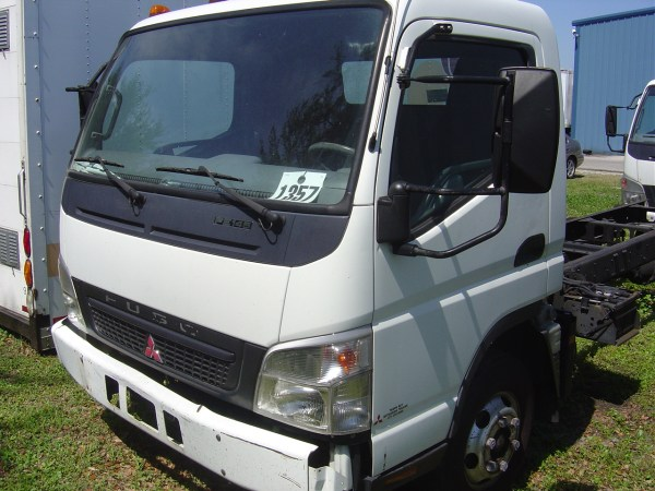 Mitsubishi Fuso Engine - Year of Clean Water