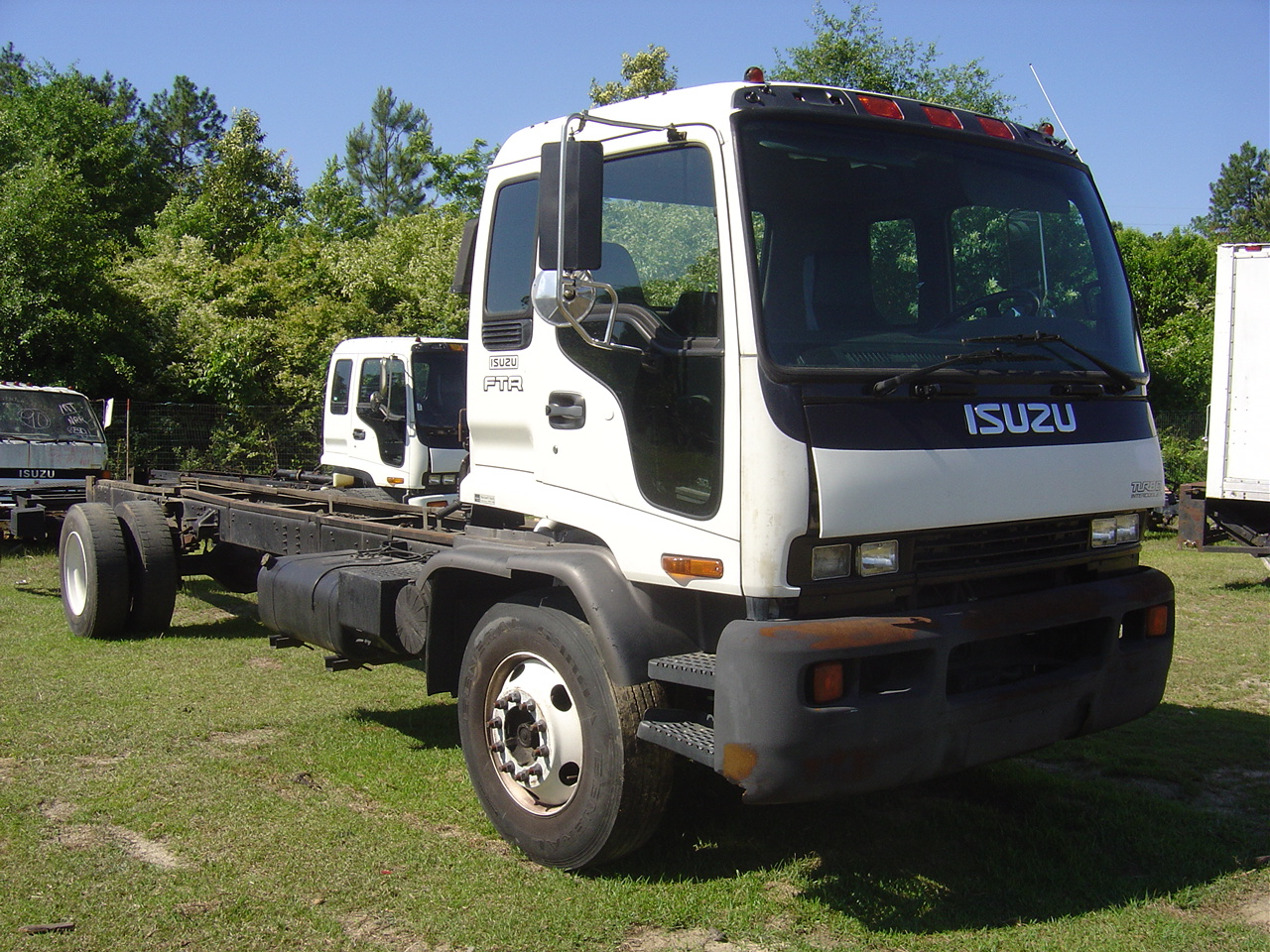 hight resolution of isuzu ftr 2002 automatic transmission truck used
