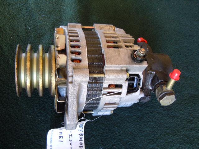 Alternator Wiring Connections Further 1995 Isuzu Rodeo Alternator On