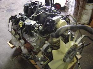 Isuzu NPR NQR Engine 60 Gas V8 GMC W3500 W4500 W5500 Used   Isuzu NPR NRR Truck Parts   Busbee