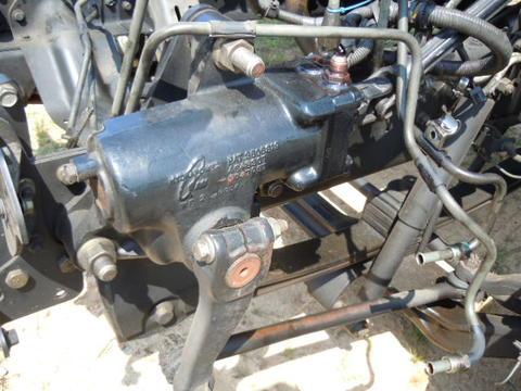 1993 Dodge Wiring Diagram Steering Gear Assembly Isuzu Npr Nrr Truck Parts Busbee