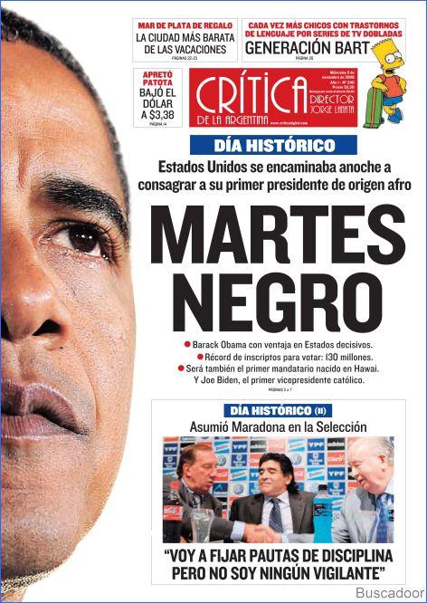 Critica, de Argentina