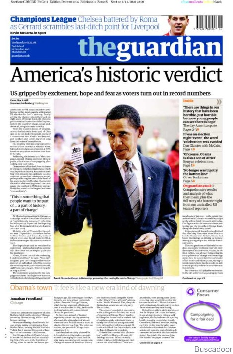 The Guardian, de Reino Unido