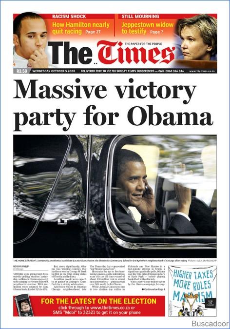 The Times, de Sudáfrica