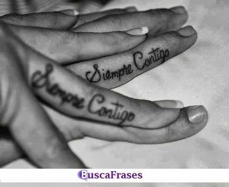 Frases Para Tatuajes De Amor Buscafraseses