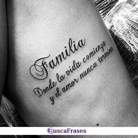 Frases Para Tatuajes En Español Buscafraseses