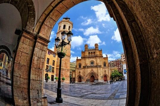 Castellón en la Comunidad Valenciana