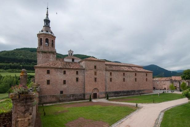 Monasterio de Yuso. Monasterios de la Rioja