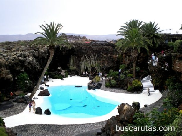 Los Jameos del Agua. Lanzarote