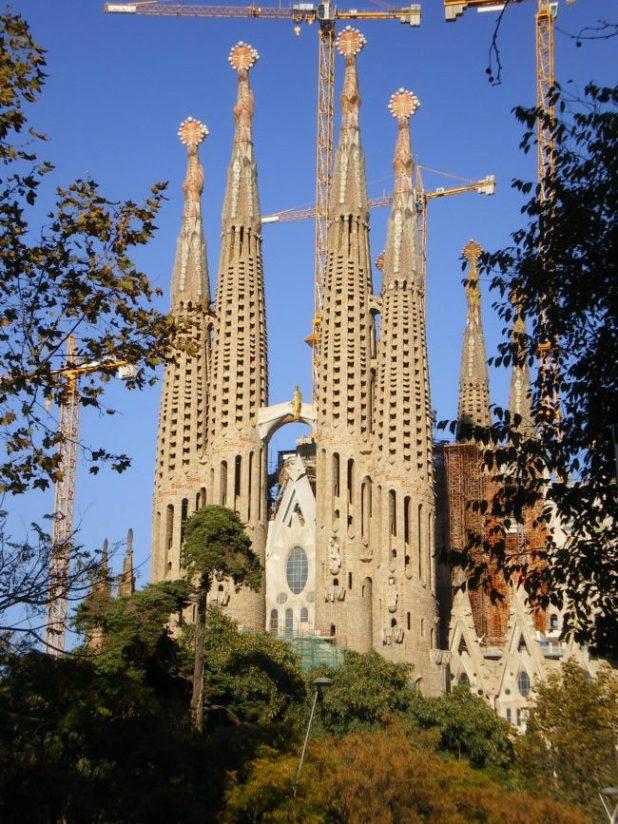 Qué ver en Barcelona Sagrada Familia