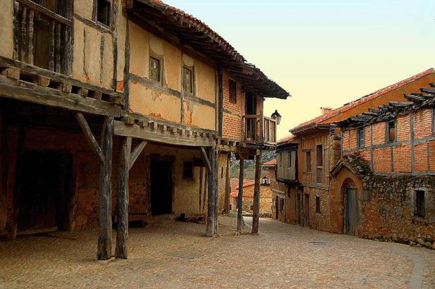 Calatañazor. pueblos medievales mejor conservados