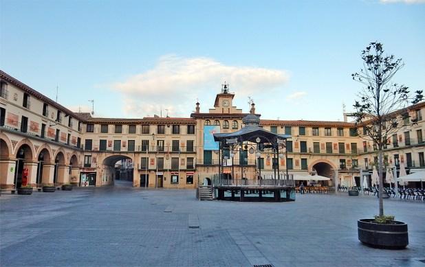 Plaza de Tudela