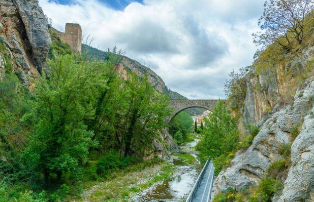 rutas por el Valle del Cidacos