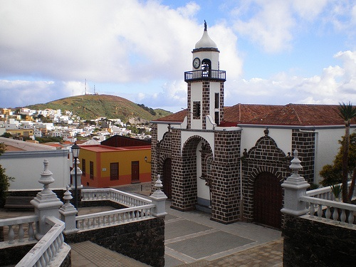 Valverde, capital de El Hierro