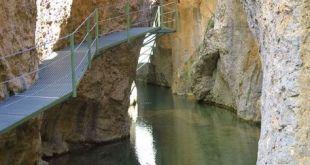 El Cañón de los Arcos