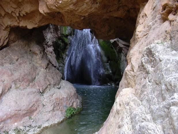Cascada de Berlocón