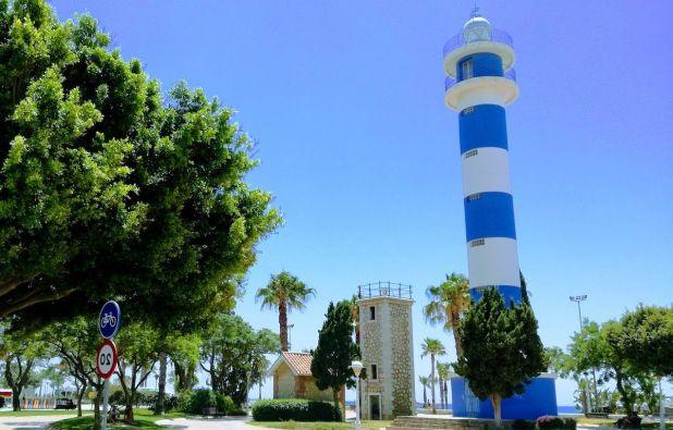 Faro de Torre del Mar
