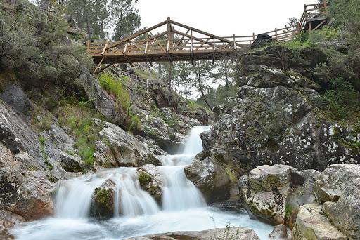 Puente de la ruta del Pozo do Arco