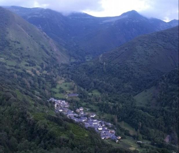 Valle del río Valseco