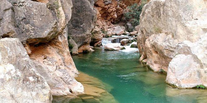 Ruta del agua de Chelva