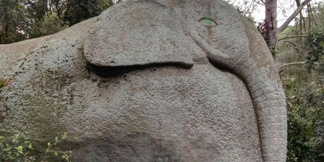 El elefante de Orrius