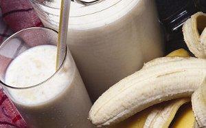 Licuado o Batido de Banana