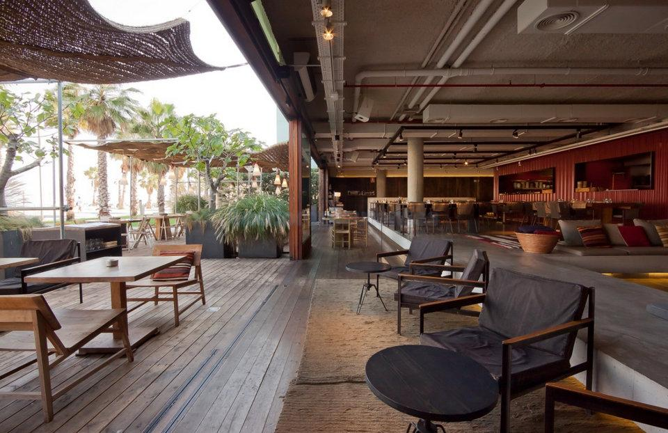 Restaurante pez vela barcelona gisvp for Hotel w barcelona restaurante