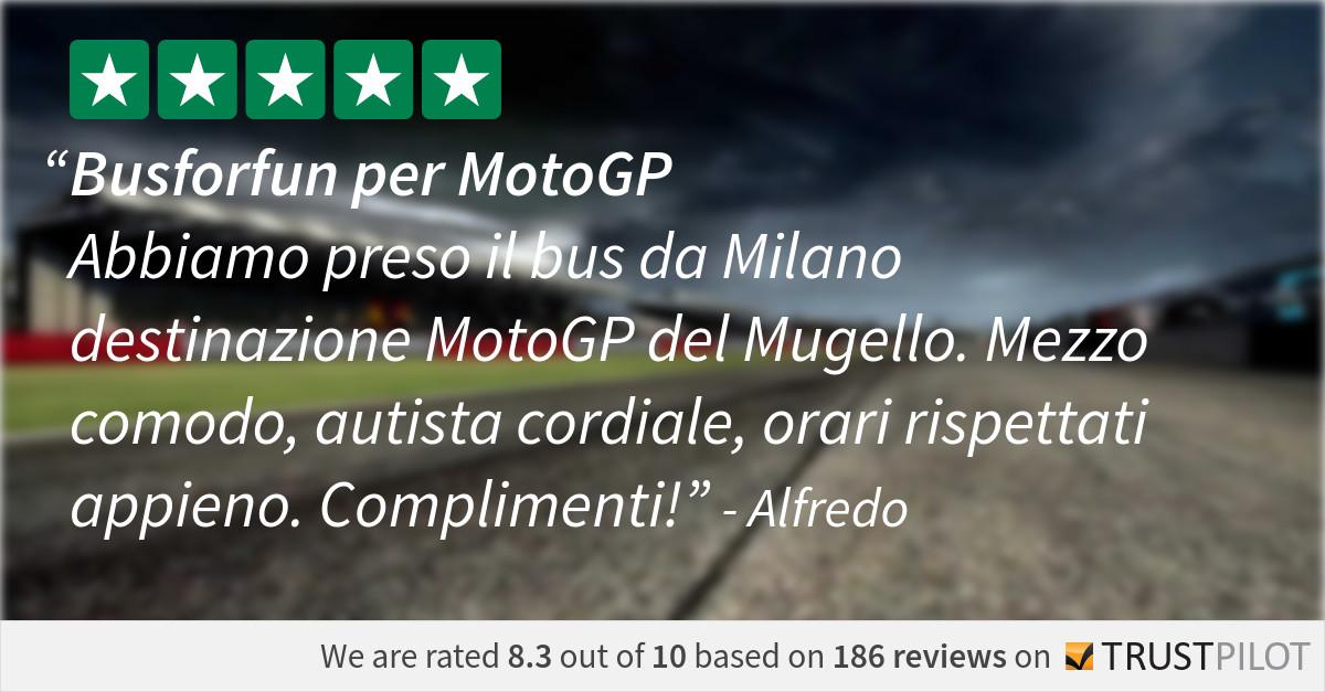 Moto Gp Mugello Busforfun Bus Per Gp Italia Busforfun