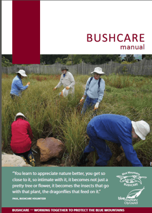 Bushcare Manual