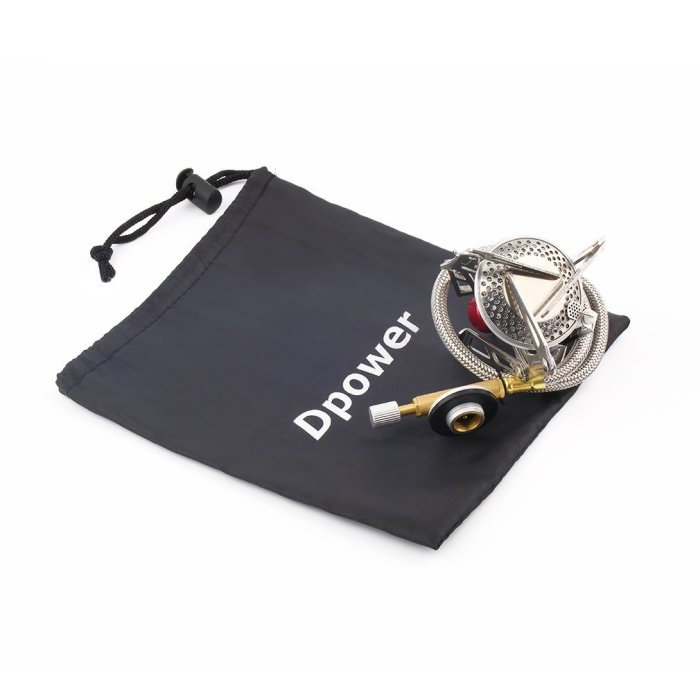 Dpower Ultralight Folding Backpacking Camping Stove Review
