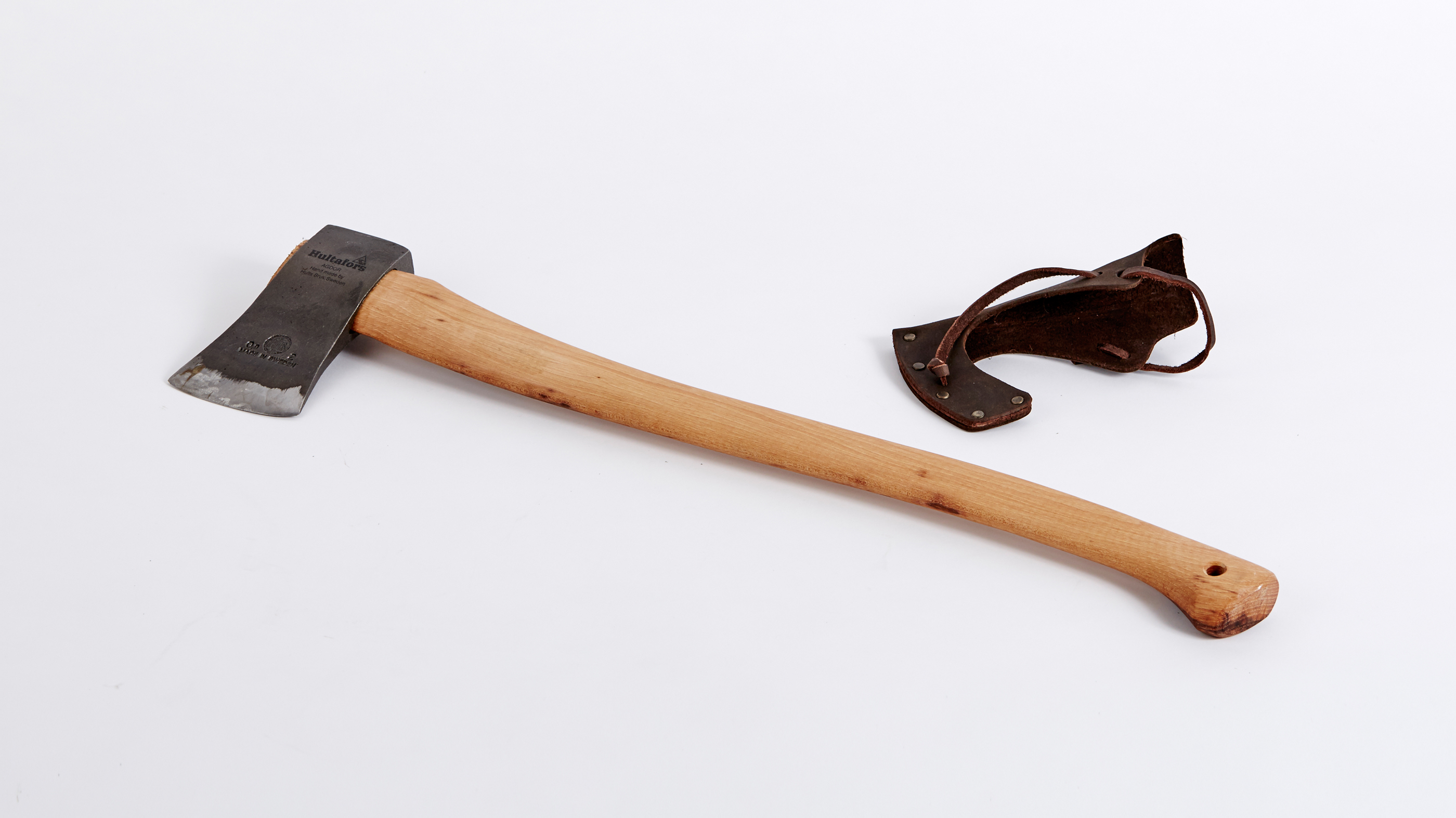 Hultafors Classic Hunting 850G Axe side