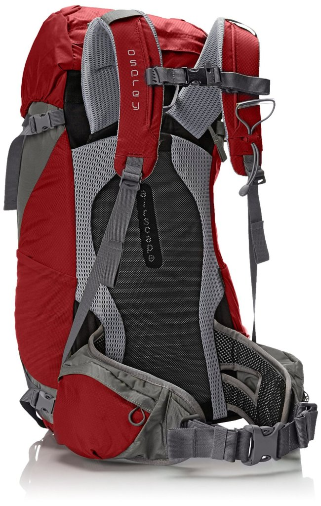 Osprey Pack Kestrel 38 Backpack Review