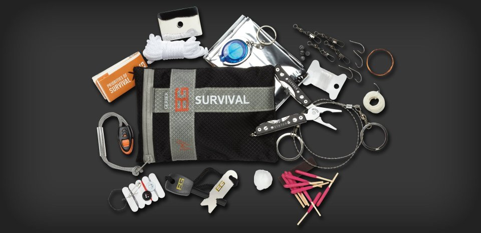Gerber Bear Grylls Ultimate Survival Kit large