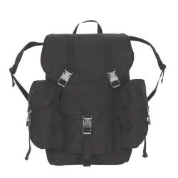 Fox Outdoor Dakota Rucksack black