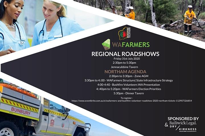 WAFarmers BV Regional Roadshow Northam 31 July 2020