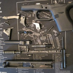Glock 23 Disassembly Diagram Deer Kill Zone Familiarization Course Bushido Tactical