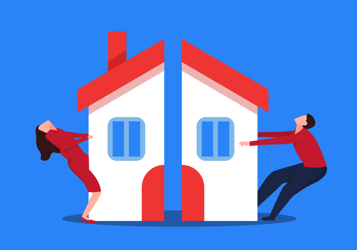 Who Gets The House In A Virginia Divorce